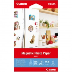 Papel canon foto magnetico mg-101 3634c002