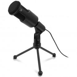 Microfono multimedia ewent ew3552 con cancelacion