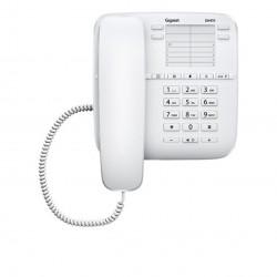 Telefono fijo gigaset da310 blanco 3