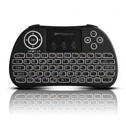 Mini teclado inalambrico wireless 2.4ghz phoenix