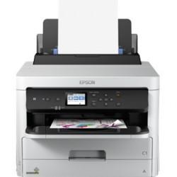 Impresora epson inyeccion color wf-c5210dw workforce