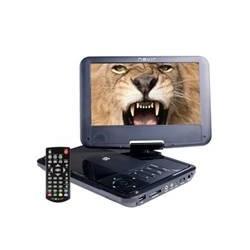 "Dvd portatil nevir 9"" nvr-2781dvd-pcu negro"