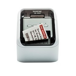 Impresora etiquetas brother ql-800 62mm 93epm