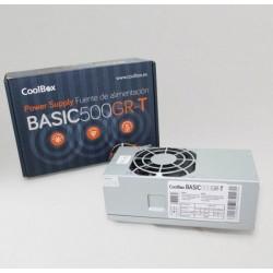 Fuente alimentacion coolbox tfx basic 500gr-t