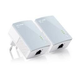 Pack x2 adaptadores red linea electrica