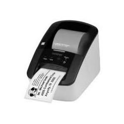 Impresora etiquetas brother ql-700 62mm 68epm