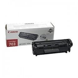 Toner canon 703 negro 2000 páginas