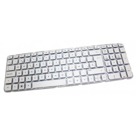 Teclado HP G6-2000 Blanco