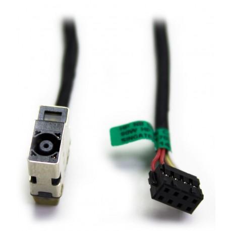 Conector 65W/90W HP Pavilion 15-E000 15-E100