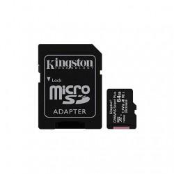 MEM MICRO SDXC 64GB KINGSTON CANVAS SELECT+ADAPT