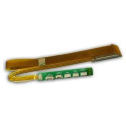 "Conversor 15.6"" LCD a 15.6"" LED"