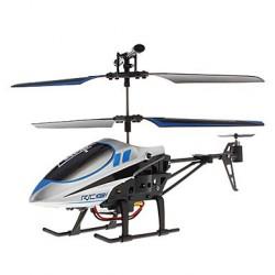 Helicóptero Radiocontrol YD-927 3 canales Azul