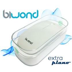 Raton Slim Biwond Blanco