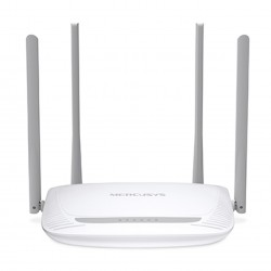 Router mercusys mw325r 4 antenas 300mbps