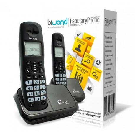 Fabulary Phone Inalámbrico Biwond