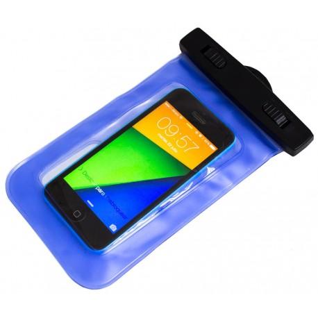 Bolsa impermeable azul Smartphone
