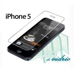 Protector Pantalla Vidrio Iphone 5 / 5C / 5S
