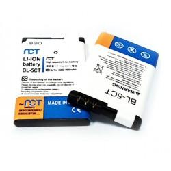 Bateria Nokia BL-5CT 5220 XM 5630 XM 6303 6730 3720 C3 C5 860 mA