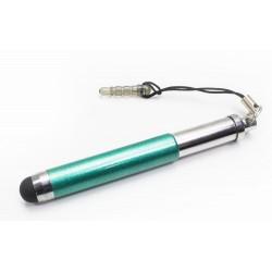 Touch Pen Extensible Verde Agua