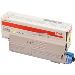 OKI TONER AMARILLO-C532/MC573/MC563dn Yellow-1.5K