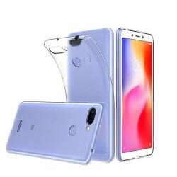 Funda Silicona Transparente Xiaomi Redmi 6/6A