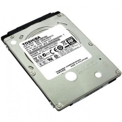 "Disco duro SATA2 2.5"" 500 GB Toshiba MQ01ABF050 5400 rpm búfer: 8 MB - 7 mm"