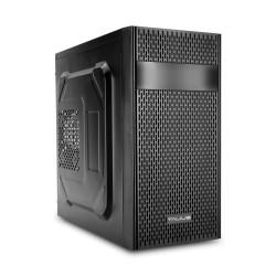 """Talius - Caja ATX T-201 - USB 3.0 + USB 2.0 - 1x5,25"""" - 3x3,5"""" - Lector de tarjetas - Negra"""