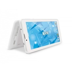 """3Go - Tablet GT7005 - 7"""" 1024x600 - Quad Core - 1GB - 16GB - Android 8.1 - 3G - Blanco"""