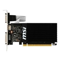 MSI nVidia N710-2GD3H LP - GT 710 - 2GB GDDR3 - DVI-D - HDMI - VGA - Incluye bracket Perfil bajo