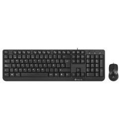 NGS - Cocoa Kit - teclado y raton - cableado - plug & play - multimedia