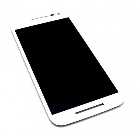 Pantalla Táctil + LCD Motorola Moto G 3 Gen Blanco