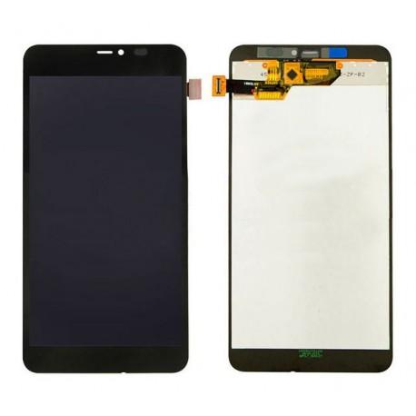 Pant. Táctil + LCD Nokia Lumia 640 XL Microsoft Negro