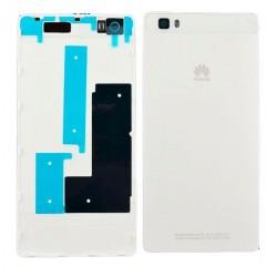 Carcasa trasera Huawei Ascend P8 Lite Blanco