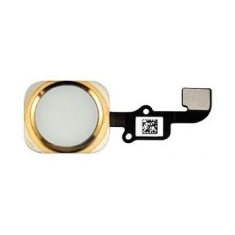Cable Flex+Boton Home Iphone 6 Oro