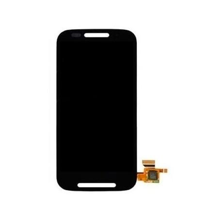 Pantalla Táctil + LCD Motorola XT1021 XT1022 XT1025 Negro
