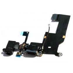 Conector Carga + Audio Flex iPhone 5