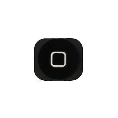 Boton Home Negro iPhone 5