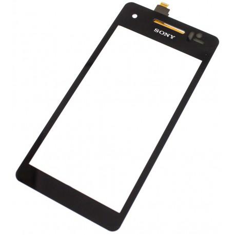 Pantalla Táctil Sony Xperia V LT25i Negro