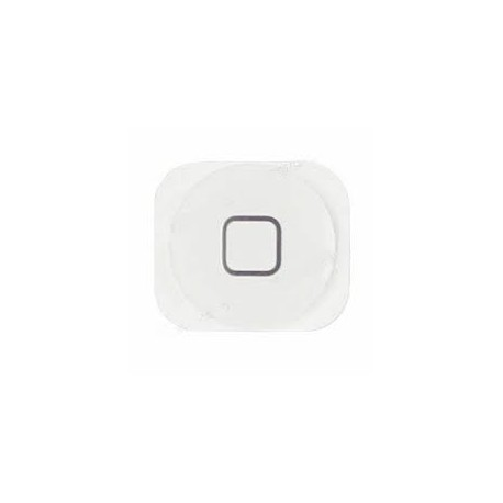 Boton Home Blanco iPhone 5