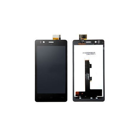 Pantalla Táctil + LCD BQ Aquaris E4.5 Negro