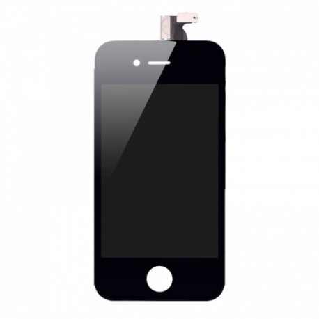 Pant. Tactil + LCD Negro iPhone 4S (Grade A+)