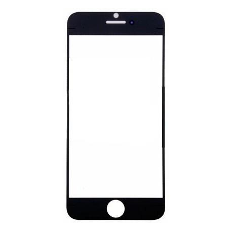 Cristal Pantalla iPhone 6/6S Negro