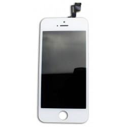 Pant. Táctil + LCD iPhone 5S Blanca