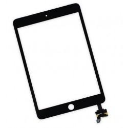 Pantalla Tactil+Boton Home Huella+Conector iPad Mini 3 Negro