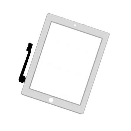 Pantalla Tactil Blanca iPad 4