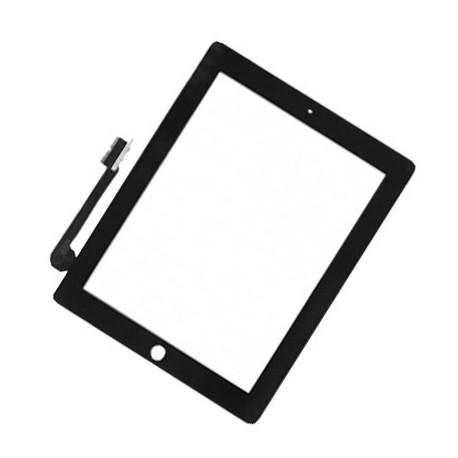 Pantalla Tactil Negra iPad 4