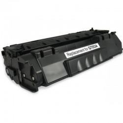 Toner HP Q7553A Negro (reman.)