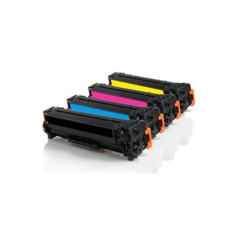 Toner HP CC530A/CE410X/CC530A/CF380X/CRG718 Negro (reman.)