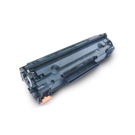 Toner HP CE285A/35A/36A/CE278/CANON725/CANON728/CB436A Negro (reman.)
