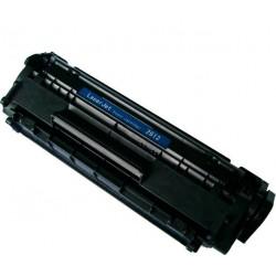 Toner HP 12A 2612A/FX 9/FX10/104/CRF703 Color Negro (Reman.)